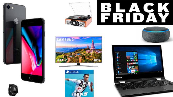 0b3812cc68 Black Friday 2018  Las mejores ofertas tecnológicas de la semana del Black  Friday