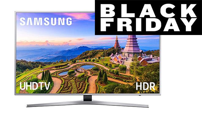 Black Friday 2018: televisores rebajados para todos los bolsillos
