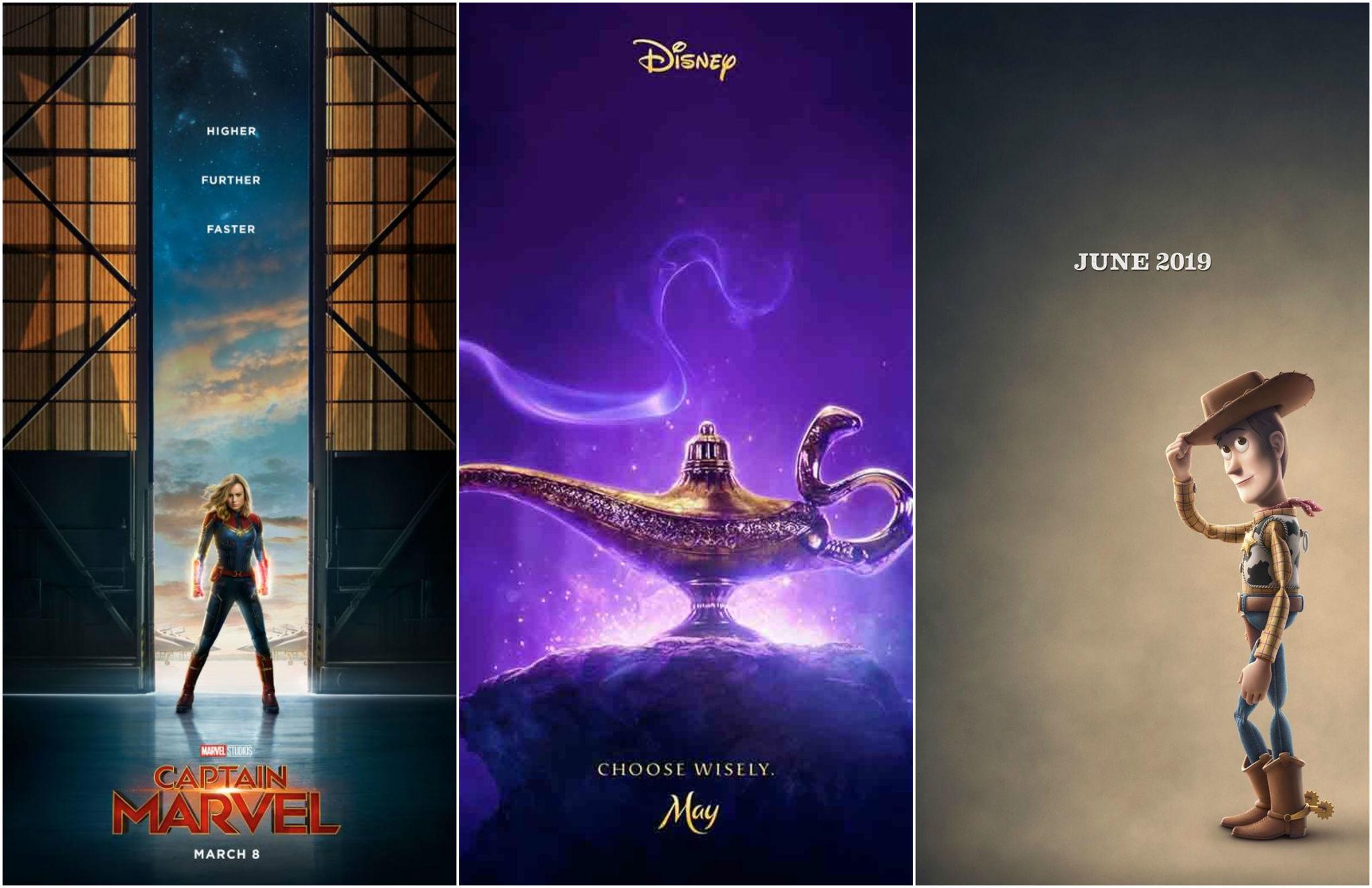 Algunos de los estrenos más esperados de Disney en 2019 372978978f9
