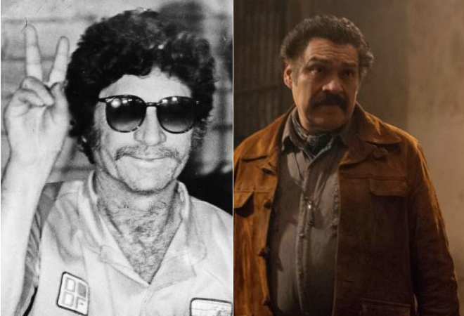 76793a6f04 Quién es quién en Narcos México? Los actores frente a los personajes ...