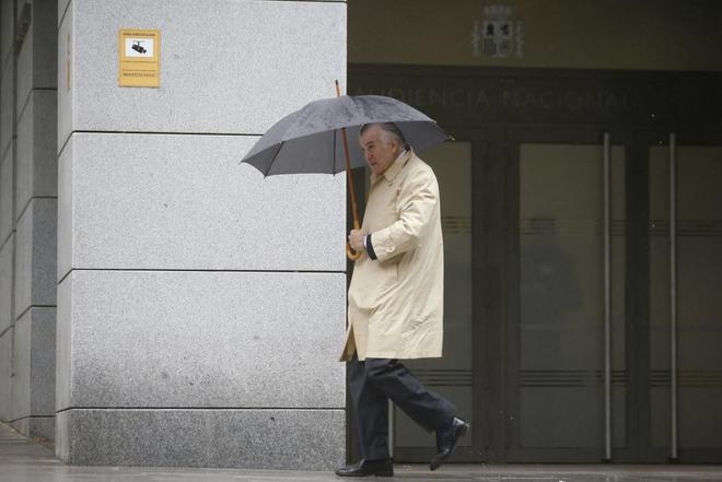 El ex tesorero del Partido Popular, Luis Bárcenas