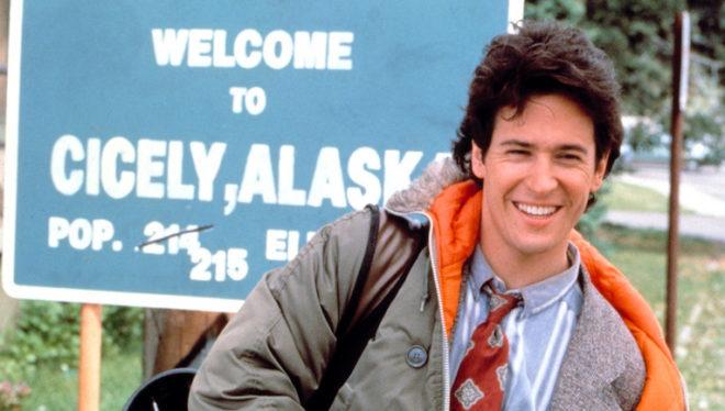 Rob Morrow, el doctor Joel Fleischman en 'Doctor en Alaska'.