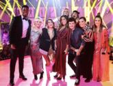 Los concursantes de Operación Triunfo 2018 en la gala nueve
