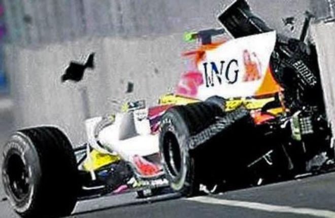 Circuito F1 Singapur : F singapur el controvertido accidente de nelsinho