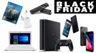 Productos tecnológicos en oferta este Black Friday 2018