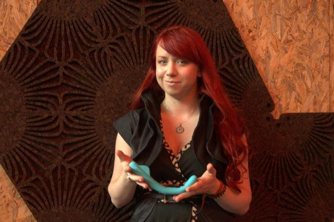 Stephanie Alys, fundadora de MysteryVibes.