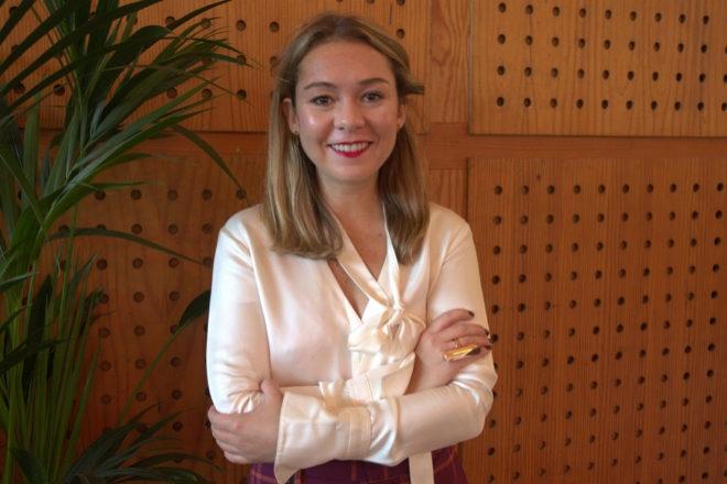 Polly Rodriguez, CEO de Unbound.