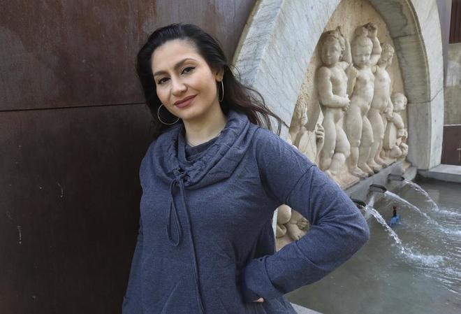 Karime Amaya es la sobrina nieta de Carmen Amaya.