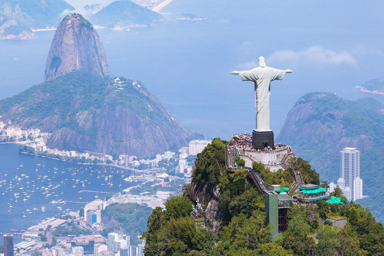 La divertida ciudad brasileña es una de las más famosas del país...