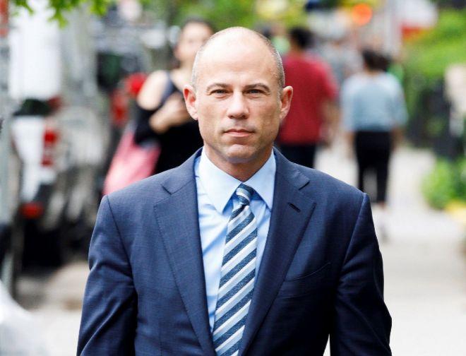 Michael Avenatti, el abogado de Stormy Daniels que, por ahora, ha ganado todas las batallas legales a Trump.