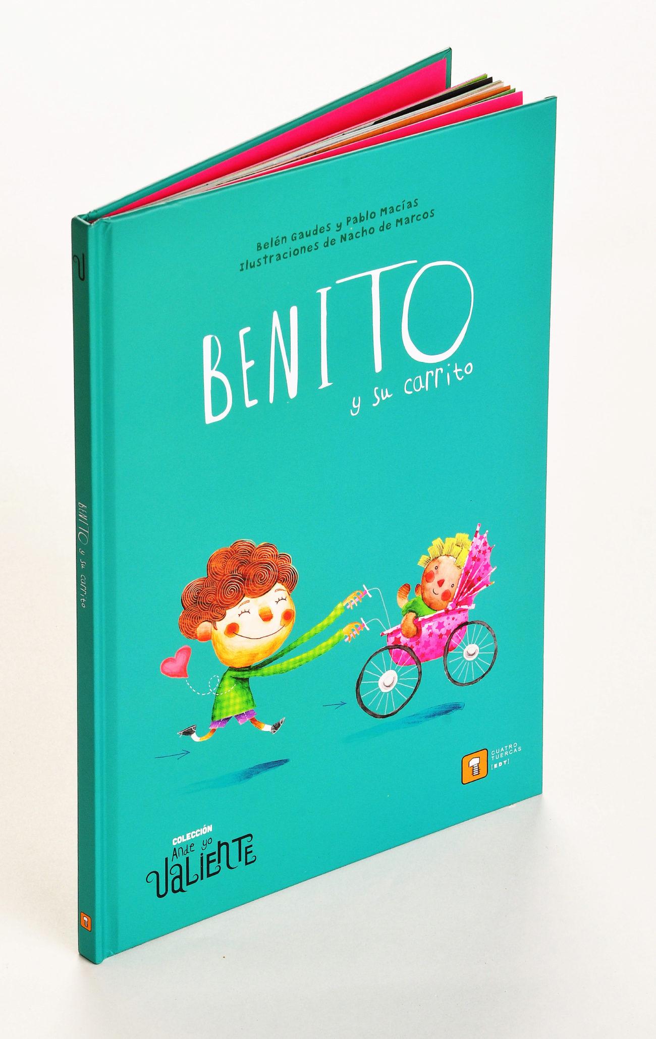 'BENITO Y SU CARRITO' (Cuatro Tuerkas)