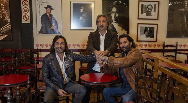 Los hermanos Carmona, en Casa Patas.