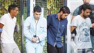Los cuatro detenidos por su pertenencia a la célula que atentó en Barcelona y Cambrils