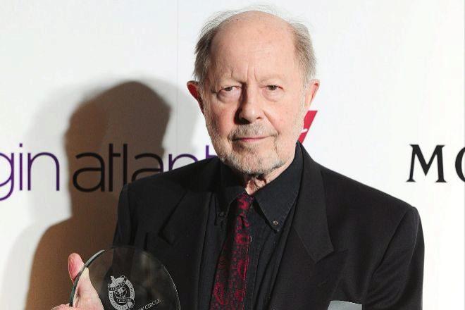 El director de cine Nicolas Roeg, en una fotografía de archivo.