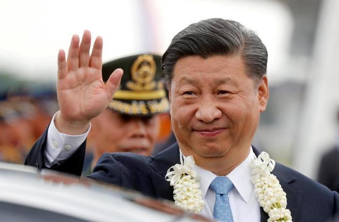 Imagen de archivo del presidente chino Xi Jinping.