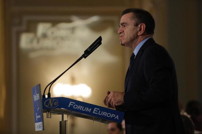 José Manuel Franco, secretario general del PSOE-M.