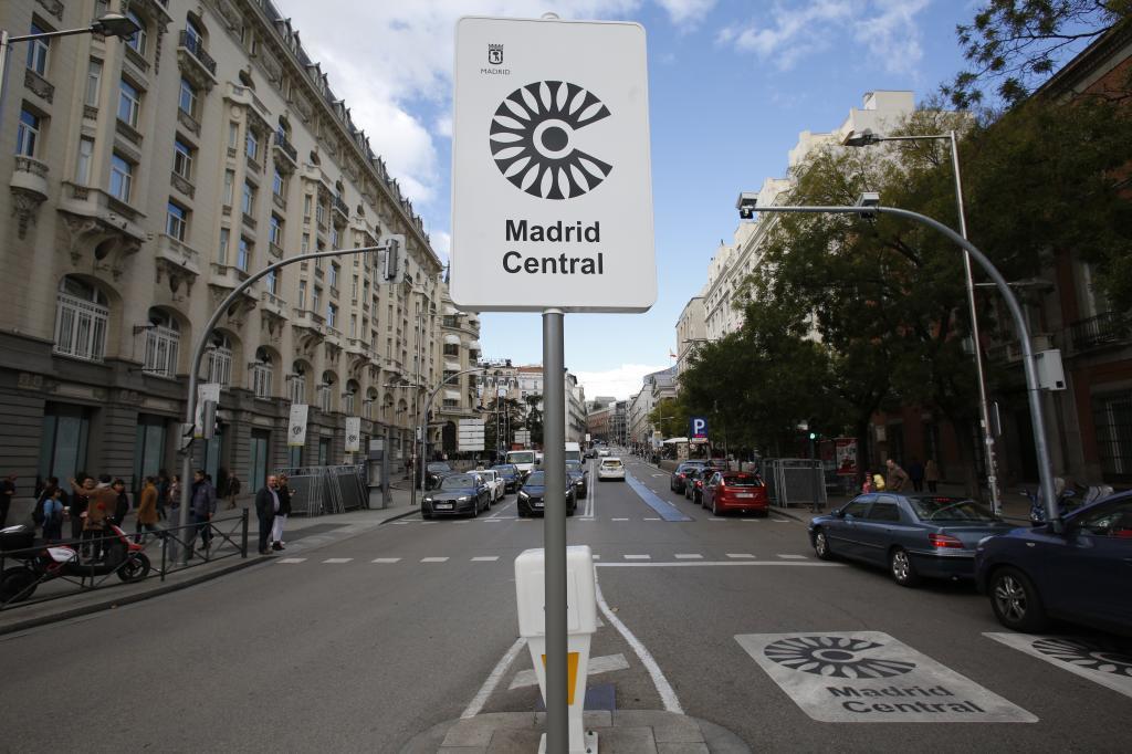 Madrid Central: Guía con todo lo que debes saber sobre las restricciones al tráfico