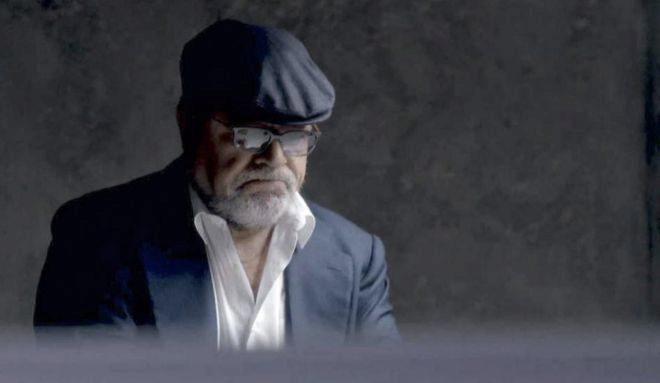 El comisario jubilado José Manuel Villarejo, durante una de sus últimas apariciones públicas en televisión.