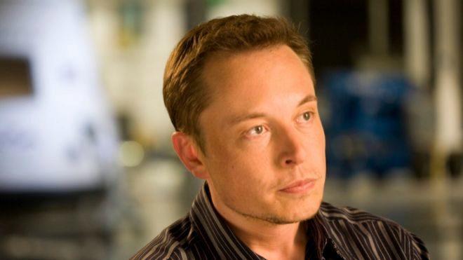 Elon Musk en una foto de archivo