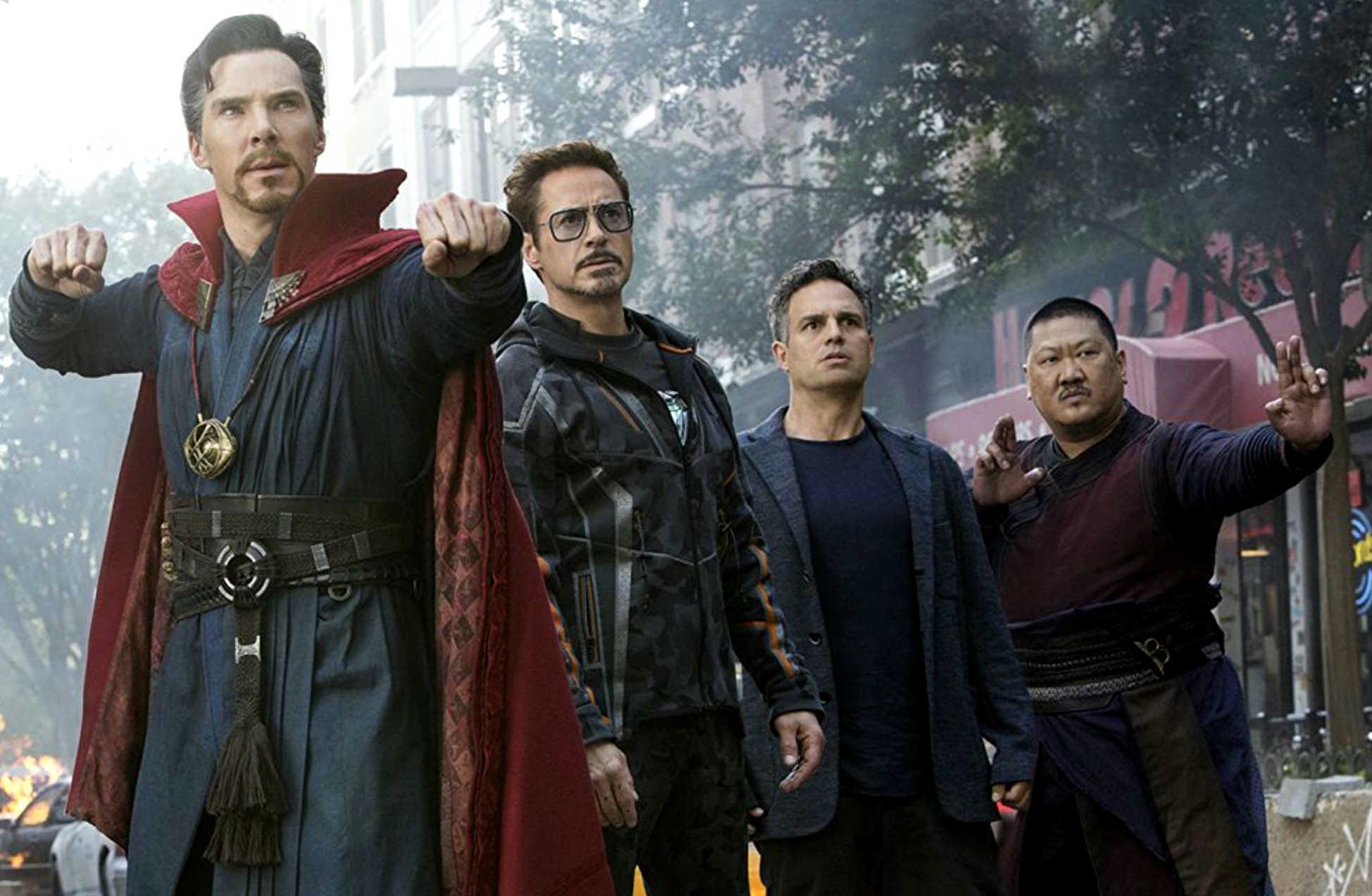 Vengadores: Infinity War llega a Movistar Estrenos (dial 30) el 25 de...