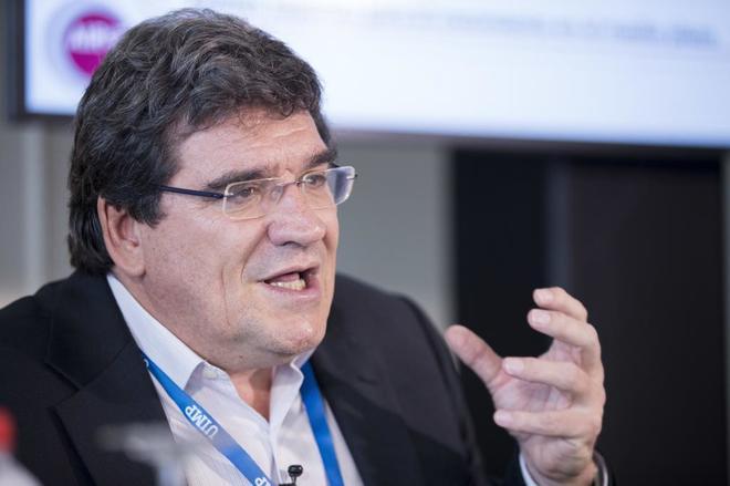 El presidente de la  Autoridad Independiente de Responsabilidad Fiscal española, José Luis Escrivá.