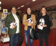 Fernando Iwasaki, Isabel Gemio y Toñi Moreno.
