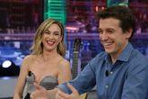Marta Hazas y Javier Veiga en El Hormiguero