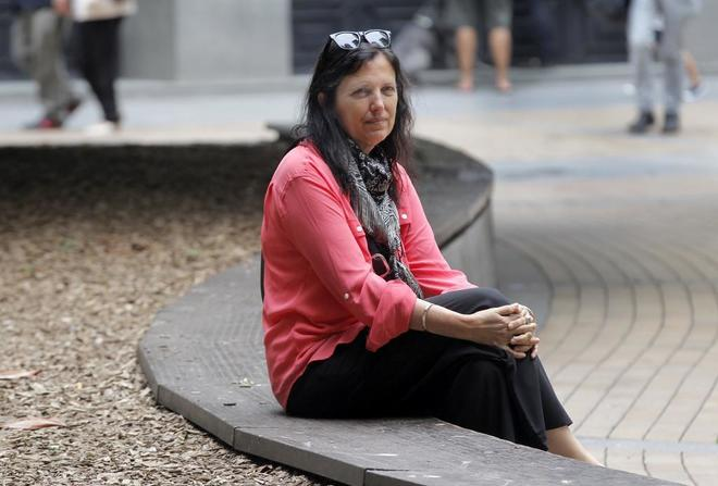 La escritora, dramaturga, guionista argentina Claudia Piñeiro.