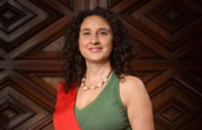 Arantza Gracia, Concejala Delegada de Educación e Inclusión