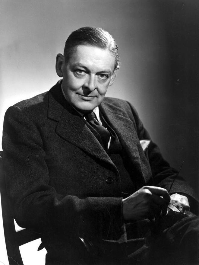 T.S. Eliot: la ironía del poeta serio