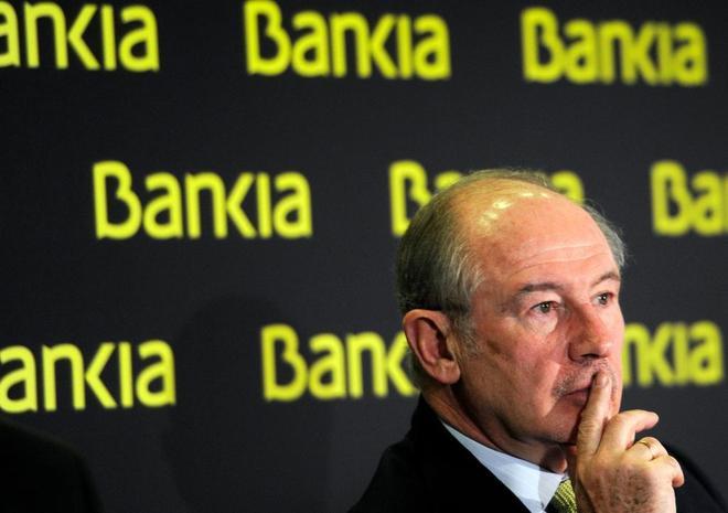 El ex presidente de Bankia, Rodrigo Rato.