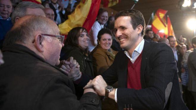 Los partidos cierran la campaña andaluza tensionados por el efecto Vox