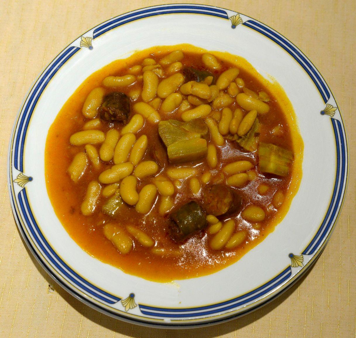 Se trata del plato tradicional de la gastronomía del Principado, por...