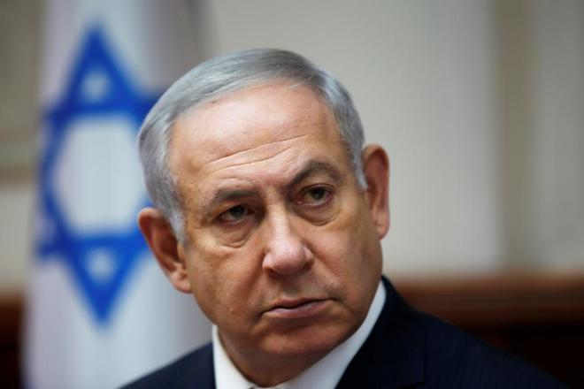 Benjamin Netanyahu, la semana pasada.
