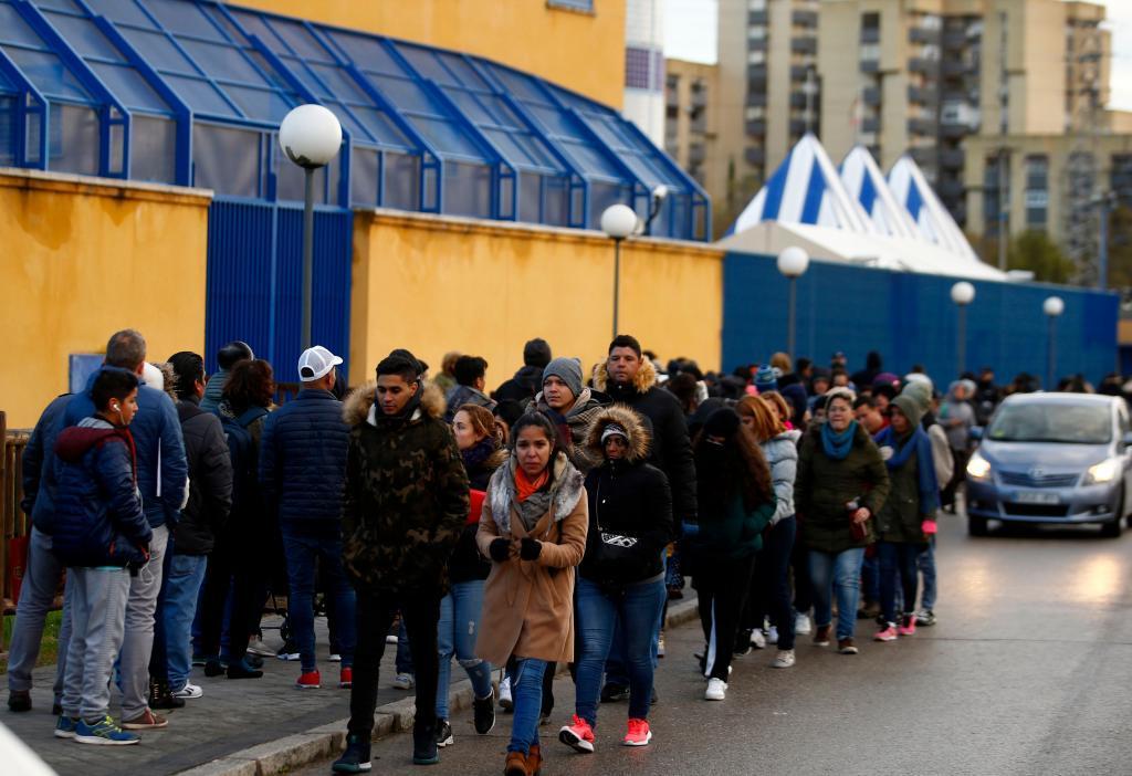 ofertas de trabajo para extranjeros sin papeles en madrid