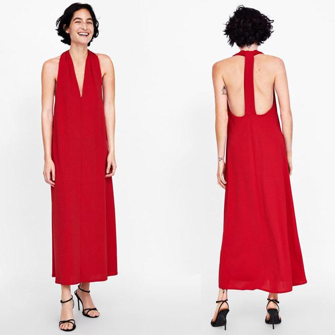 Zara Tipo Ha El Estiliza Diseñado Siluetas Las Todo Vestido Que De sdtrhQCx
