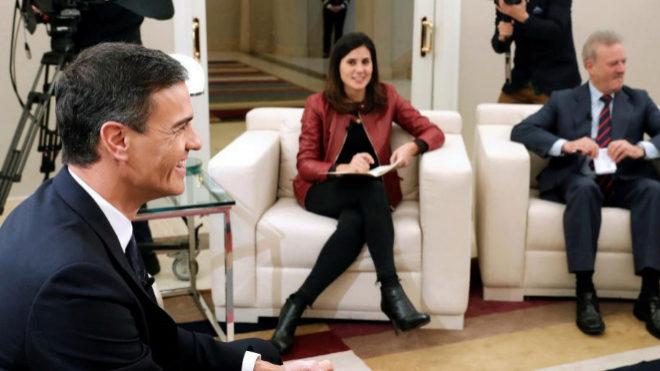Pedro Sánchez defiende suprimir la inviolabilidad del Rey en pleno aniversario de la Constitución