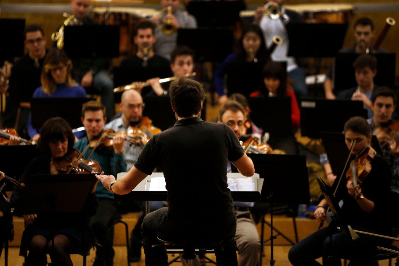 Josep Vicent es el director de esta nueva formación sinfónica