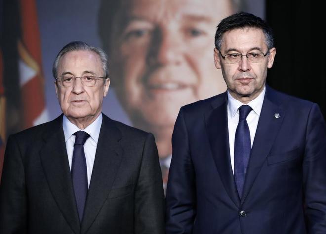 ¿Cuánto mide Florentino Pérez? - Altura - Real height 15439481487978