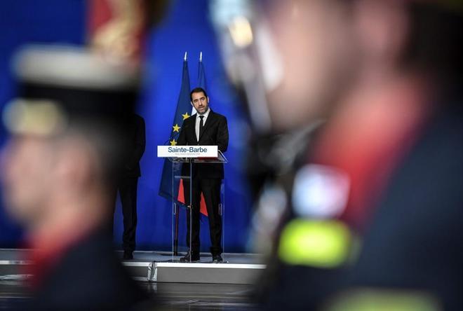 El ministro de Interior francés, Christophe Castaner.