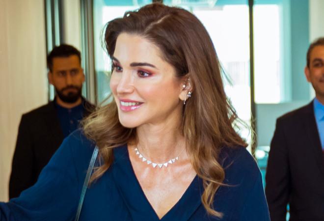 En Jordania También De Compra ZaraModa Rania wO80Pkn