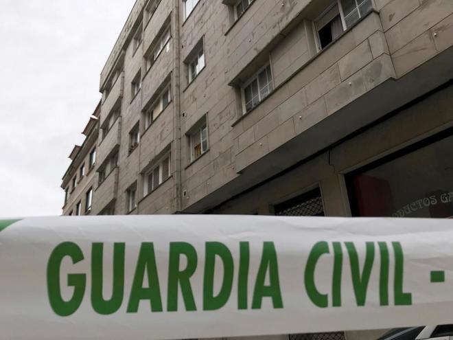 El hombre que disparó a su ex pareja en Pontevedra tenía una condena y orden de alejamiento