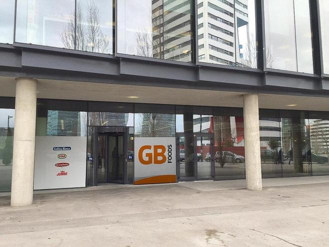 Oficinas del grupo GBFoods, antes Agrolimen.