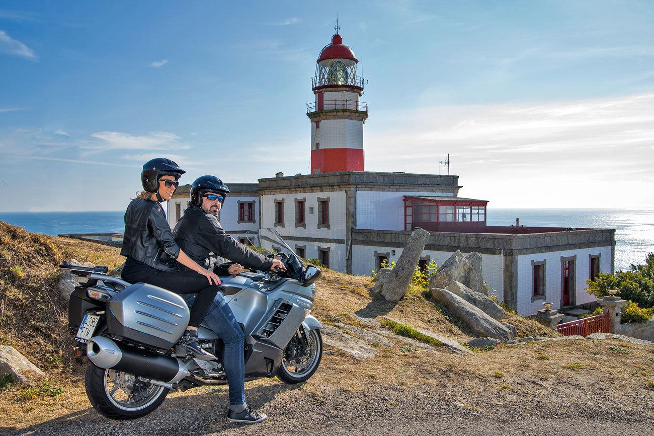 En el municipio gallego de Baiona, Pontevedra, se encuentra el cabo...