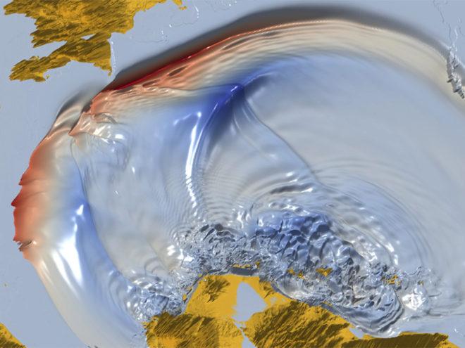 La UMA participa en un proyecto de la Unesco para evaluar el riesgo de posibles tsunamis en el Caribe