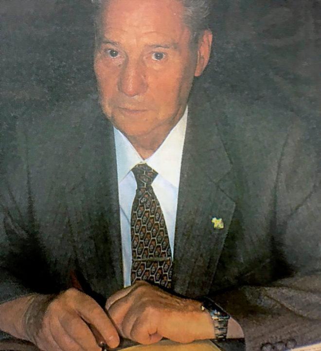 Luis Moreno Martín (1915-2004).