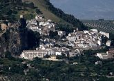 La Iriuela, en Jaén, donde ha sido encontrado el cadáver del hombre...