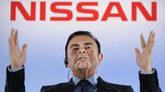 El ex presidente de Nissan, Carlos Ghosn.