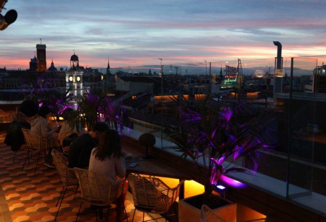 Las Mejores Terrazas De Madrid Para Disfrutar Este Invierno