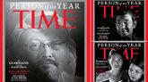Jamal Khashoggi y otros periodistas, elegidos personas del año por la...